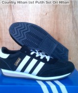 Adidas Country Black Sol Ori Black